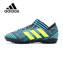 ADIDAS Original New Arrival Mens NEMEZIZ TANGO Soccer Shoes Waterproof Stability Street All Season High Quality  For Men# BY2463