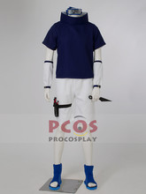 Naruto Sasuke Uchiha Cosplay Costumes Outfits mp000365