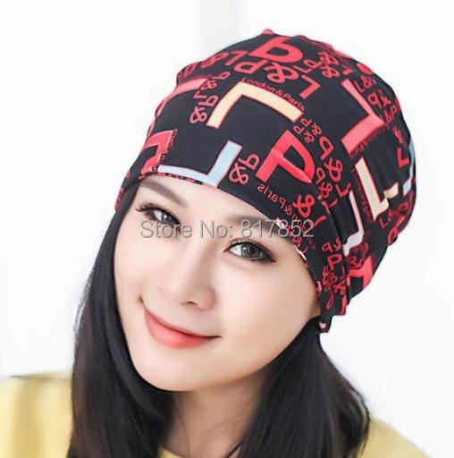 Two used style FREE SHIPPING New Winter Beanie Cap Woman Hat Beanie Knitted Winter Hats can use neckerchief MG-8Îäåæäà è àêñåññóàðû<br><br><br>Aliexpress