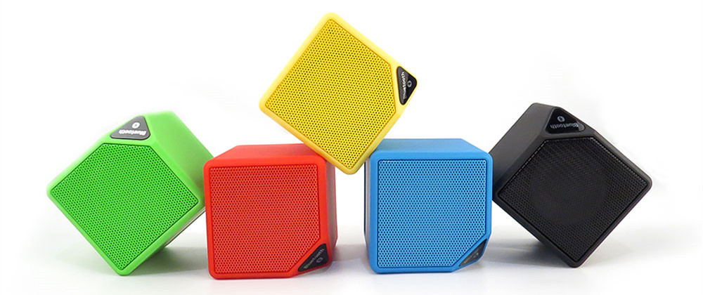 Wireless Bluetooth Speaker Outdoor Amplified Speaker Case Stereo Sound Hands-Free Calls Portable Mini Speaker For iPhone