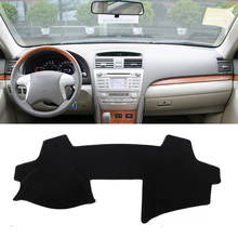 XUKEY FIT FOR 2007 2008 2009 2010 2011 TOYOTA CAMRY ALTIS DASHBOARD COVER DASHMAT DASH MAT PAD SUN SHADE DASH BOARD COVER CARPET