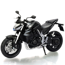 Motorcycle Models CB1000 Black 1:12 scale Alloy metal diecast models motor bike miniature race Toy For Gift Collection