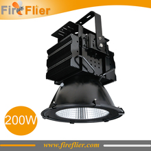 3pcs/lot 100w ip65 led flood lighting 300w industrial light 150w led highbay diffuser 400w HPS 200w industrial lamp 500w tennis(China)