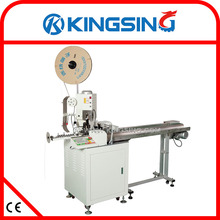 Automatic Wire Cutting Stripping Twisting & Crimping Machine KS-T101+ Free shipping by DHL air express (door to door service)