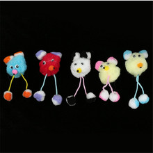 HEY FUNNY 5pcs Magic props small doll cat magic dancing doll with a Invisible Line video will on show on my store