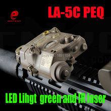 Element EX 419 LA-5C PEQ UHP Appearance Green Laser and flashlight For hunting(Two color)(China)