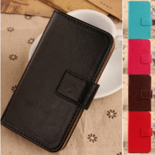 ABCTen Stylish Pop Hot Pure Color Cell Phone Case For Acer Liquid E700 Book Design PU Leather Accessories