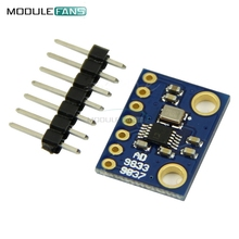 AD9833 Programmable Microprocessors Serial Interface Module Sine Square Wave DDS Signal Generator Module(China)