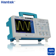 Hantek DSO5062B Portable Oscilloscopes Digital Storage Oscilloscope Oscillograph LCD Deep Memory 60MHz Bandwidths