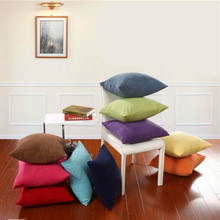 Hot Home Decoration Soft Colorful Corn Kernels Corduroy Square Sofa Pillow Cushion Case Fashion Comfortable Throw high quality