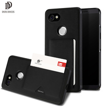 For Google Pixel 2 Case Shockproof Phone Case For Google Pixel 2 XL Wallet Card Slot Back Cover For Pixel 2 XL