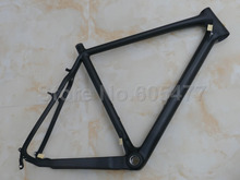 #601 Toray Carbon Full Carbon Cyclocross Cross Road Bicycle Bike V-Brake Frame - Frame Only(China)