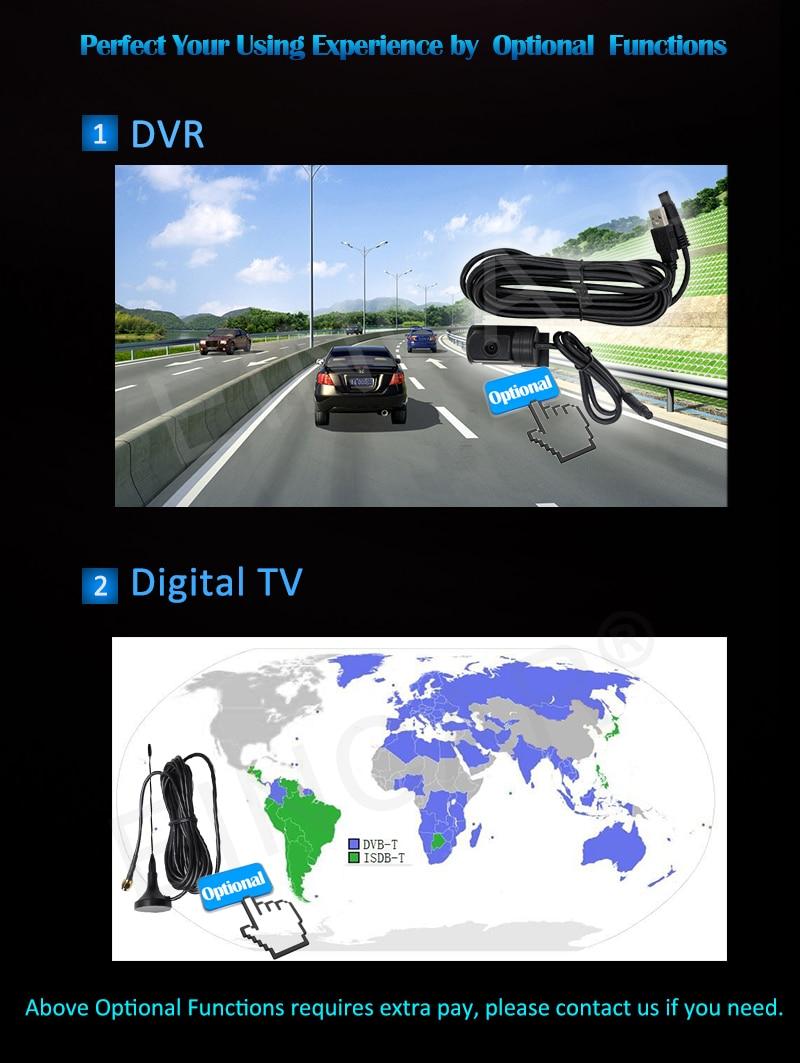 "6.2"" Android6.0 Stereo Car Navigation Player Quad core DVD Player Autoradio Bluetooth GPS Navigation FM/RDS Radio,WIFI,BT,USB"