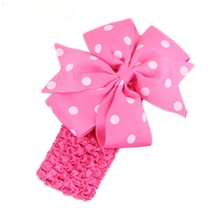 Girls Headbands Newly Design Cute Kids Flower Head Wear Hair May11 Drop Shipping Sunward