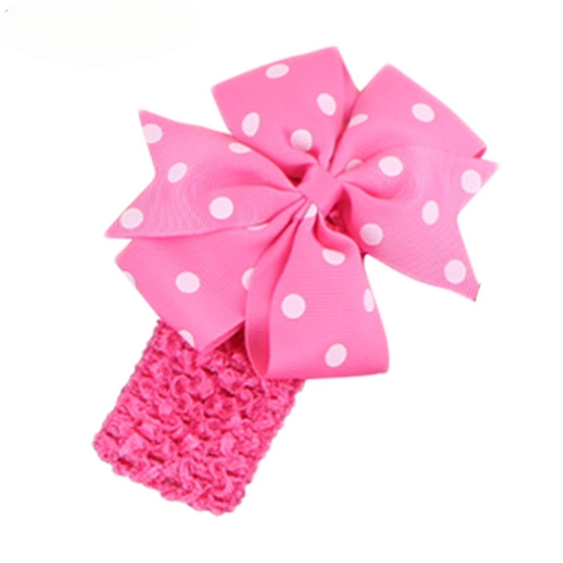 Girls Headbands Newly Design Cute Kids Flower Head Wear Hair May11 Drop Shipping Sunward(China (Mainland))