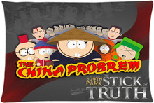 New arrive South park Pillow Case 20x30 Inch Comfortable  the best gift for your family high quality Free shipping