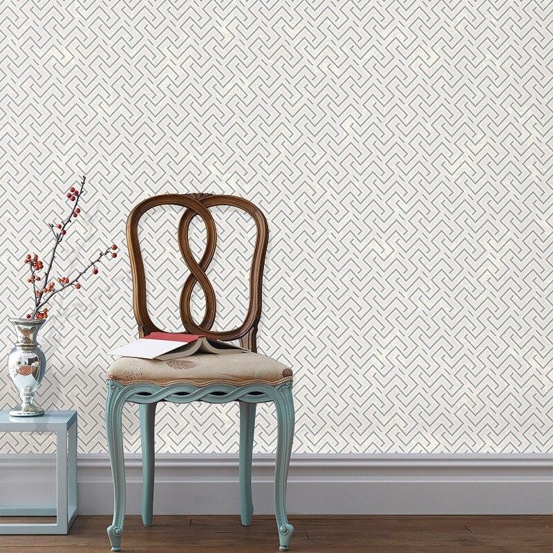Beibehang Simple and simple line stripe wallpaper interior decoration living room bedroom KTV backdrop waterproof 3d wallpaper<br>