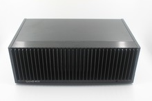 QUAD 405 finished amplifier chassis pure aluminum Amp chassis(China)
