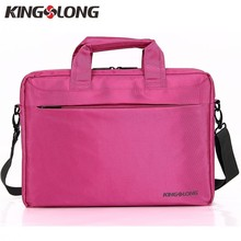 KINGSLONG Women 13.3 Inch Portability Laptop Case Bag for Macbook 4 Colors High Quality Briefcase Men Women Handbag Air Pro Case(China)