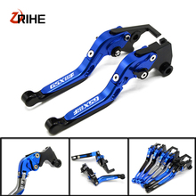 Buy CNC aluminum Sports bike lever logo Motorcycle Brake Clutch Levers SUZUKI GSX650F 2008 2009-2013 2014 2015 for $31.05 in AliExpress store
