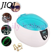 Ultrasonic cleaner application ultrasonic bath of ultrasonic cleaning Glasses Jewelry Watch Denture cleaner 110V 220V EU US plug
