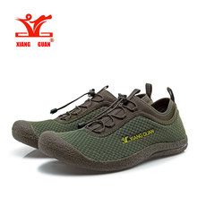 XIANGGUAN Running Shoes for Men Women 2016 Breathable Spring and Summer Sneakers Mens Light Mesh cheap Trainer Sport Shoes(China)