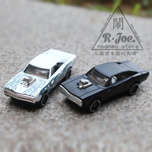 1:64 Alloy car model Sports car series 2PCS Dodge Collection sports car Children like the gift Family Collection Decoration(China)