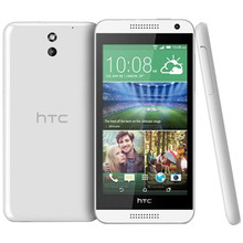 "Original HTC Desire 610 Qual Core Mobile phone 4.7"" TouchScreen 1GB RAM 8GB ROM GPS Wifi Unlocked 3G Android Cellphone"