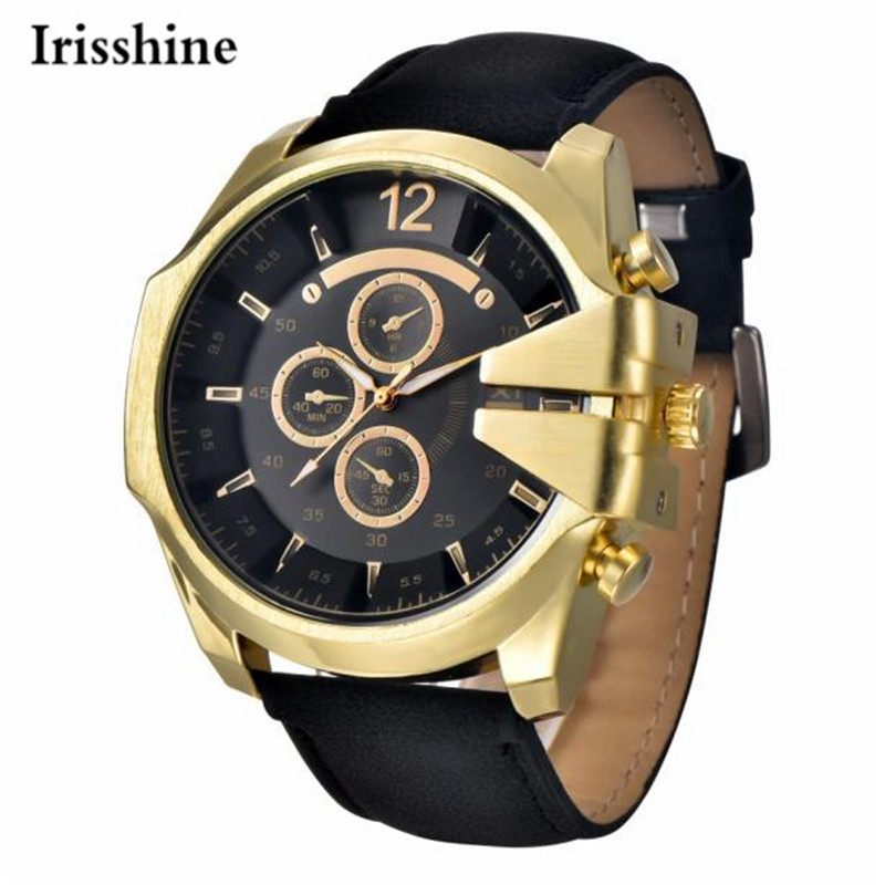 Irisshine i0866 brand luxury Men watches montre homme !