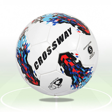 Soccer Ball Official Size5 PU Professional Football Goal for Younger Teenager Game Match Training Equipment Sports Entertainment(China)