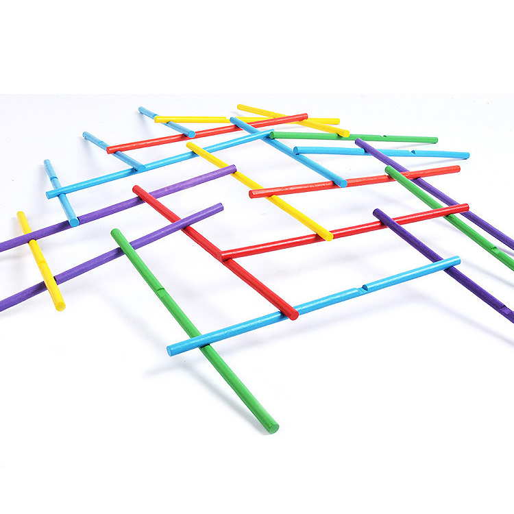 Baby Learning Educational Wooden Toys Blocks Jenga Assembling Sticks 72pcs Domino Geometric Shape Enlightenment Kids Gifts 4180<br><br>Aliexpress