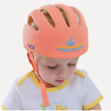 Head circumference 43-53cm fashion Safety Helmets Cotton Infant Protective Hat Headguard baby Boys Girls Crashproof Safety Cap(China)