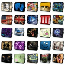 "10 inch 10.1 10.2 ""Laptop Bag Netbook Sleeve Soft Case Pouch Cover Protector For Sony Xperia Tablet Z /Toshiba Excite 10 LE(China)"