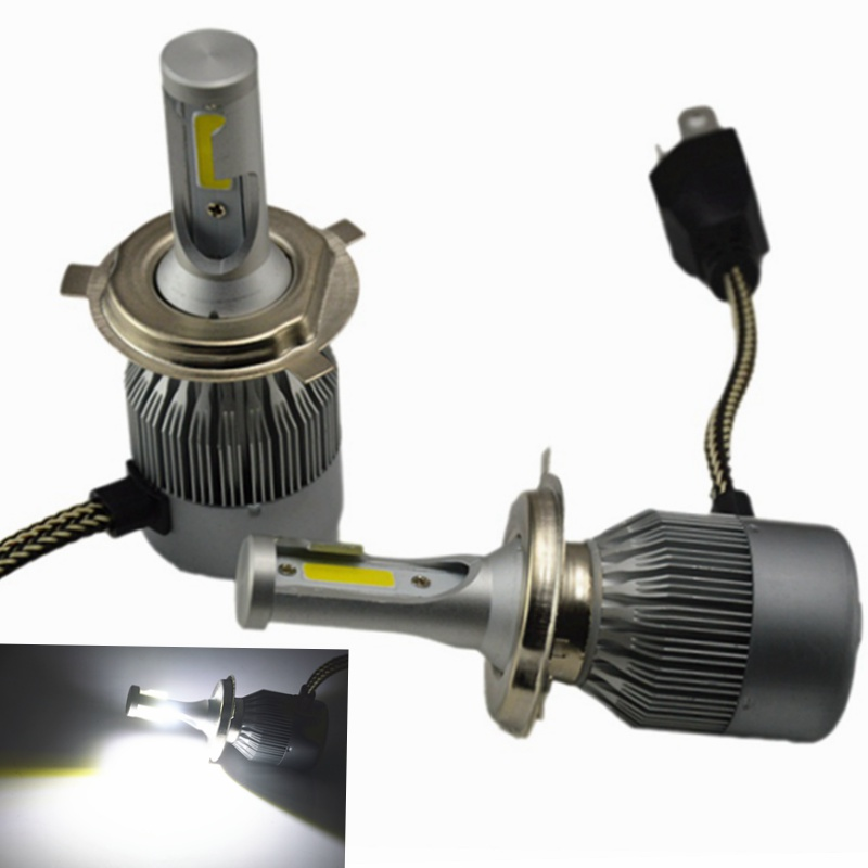 2pcs H1 H3 H4 H7 H8 H9 H11 9005/HB3 9006/HB4 H13 110W 9200LM LED Headlight Xenon White Car LED Headlight Bulb Car light source<br><br>Aliexpress