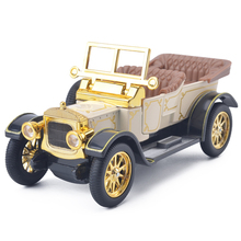 Free Shipping Super delicate Classical convertible bubble car simulation collect model alloy car home decoration gift toy(China)
