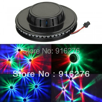 Free Shipping ! RGB 8W LED DJ disco Club Christmas Party Bar Festival Stage Lighting Light effect Lamp NEW<br><br>Aliexpress