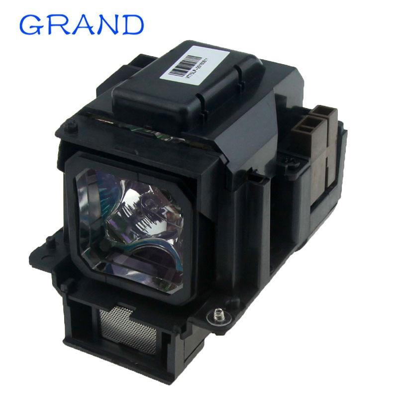 VT70LP / 50025479 Replacement Projector Lamp for NEC VT46 / VT46RU / VT460 / VT460K /VT465 /VT475 /VT560 with Housing HAPPYBATE<br>