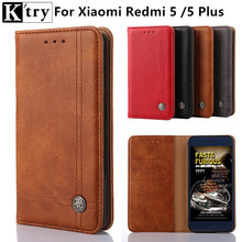 Buy K'try Xiaomi Redmi 5 Cover Redmi5 Pro Luxury Flip Cover Wallet Case PU Leather Phone Bags Cases Xiaomi Redmi 5 Plus for $5.97 in AliExpress store