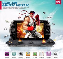"GPD Q9 RK3288 gamepad Android 4.4 2G RAM 16GB 1024*600 IPS Handheld Game Players 7"" Quad Core Game Console Player tablet pc"