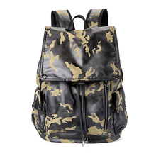 Men Camouflag Backpacks Nylon Camo Large Capacity Teenager School Bags Male Casual Laptop Backpacks Man Travel Rucksack Bagpack(China)