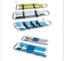 new Aluminum alloy spade stretcher ambulance stretcher emergency stretcher stretcher rescue truck(China)