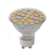 29 LED Light Bulb GU10 5W 5050 SMD Spotlight Spot Lights Bulb Warm White Energy Saving Lamp 480lm Home Lighting 220V(China)