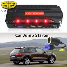 Mini Emergency Car Jump Starter 600A Portable Car Charger For Car Battery Booster Buster High Power Diesel Petrol Car Starter CE