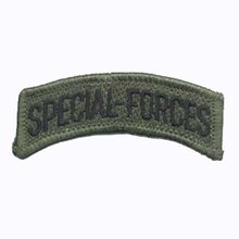 Make any items as client request,MOQ50pcs,Special Forces patch,merrow border,PVC backing,100pcs/bag,High quality,free shipping