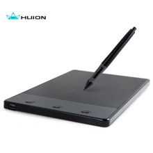 Huion H420 Digital Tablets Writing Art Drawing Graphics Tablet Board  Electromagnetic 4000LPI Levels 0.35W+ Digital Pen