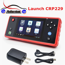 "100% Original Launch Creader CRP229 Touch 5.0"" Android System OBD2 Full Diagnostic Scanner Update Onlie WiFi Launch CRP 229"