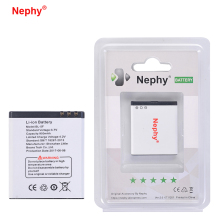 2017 Original Nephy BL-5F Battery For Nokia N96 N95 N98 N93i 6290 E65 6290 6210S/N 6710N N95 C5-01 BL5F BL 5F Phone Batteries(China)