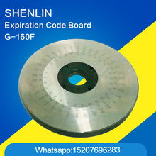 Rountd sqaure steel plate of pad printer production codes pad printing machine expiration codes printer automatic oils pad print(China)