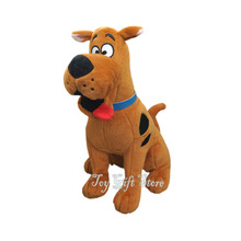 "Free Shipping Genuine Scooby Doo Dog SD 11"" Plush Doll Figure"