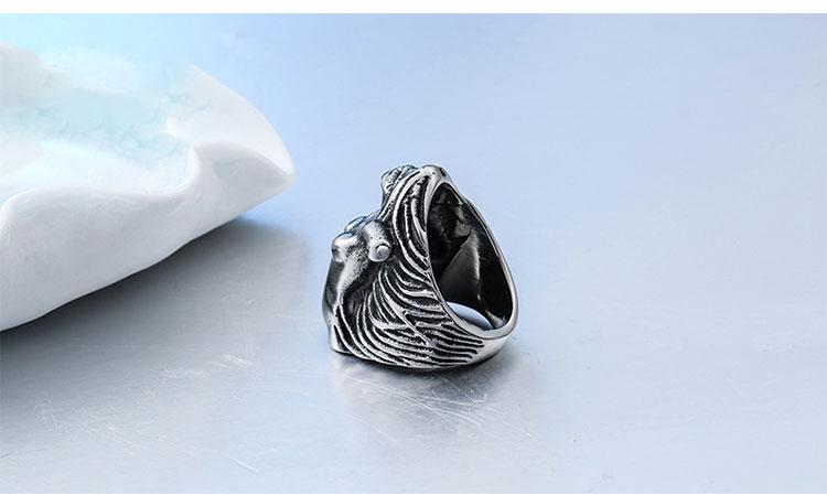 แหวนสวยๆ Code 049 แหวน Venus Naked สแตนเลส ส่งฟรี 8